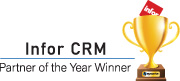 Infor CRM Partner of the Year - Multiple Years